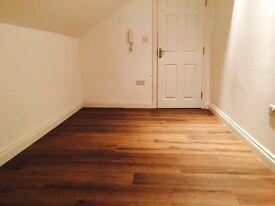 newly refurbished Bedsit/Studio room ensuite bath on West Croydon