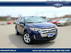 2011 Ford Edge SEL HTD SEATS PKG SENSORS DUAL ZONE CLIMATE
