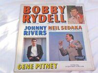 Vinyl LP Various Artists Bobby Rydell – Johnny Rivers – Neil Sedaka Gene Pitney Allegro ALL 779