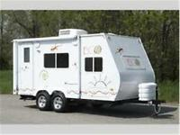 07 Dutchman trailer... BAD CREDIT FINANCING AVAILABLE !!!!