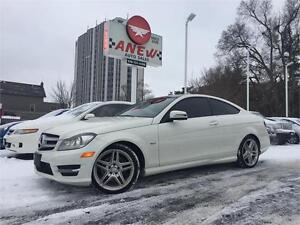 2012 Mercedes-Benz C-Class C350 COUPE CLEAN CAR