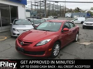 2013 Mazda Mazda6 GS STARTING AT $107.41 BI-WEEKLY