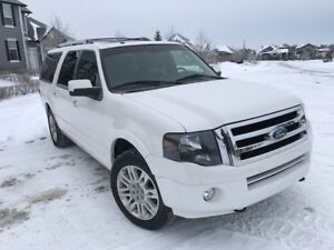 2013 Ford Expedition Max Limited SUV - Leather, Sunroof, Nav