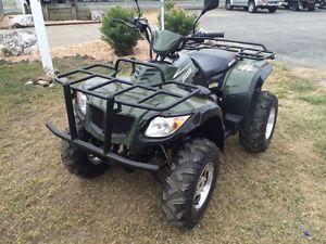 New Bashan 4WD ATV-300cc Mundoolun Logan Area Preview