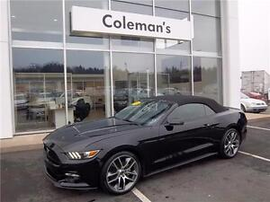 2015 Ford Mustang Convertible EcoBoost Premium - Automatic