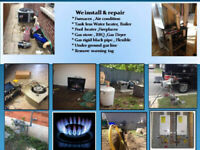 Gas Technician-Installation and repairs please call 905 9227636