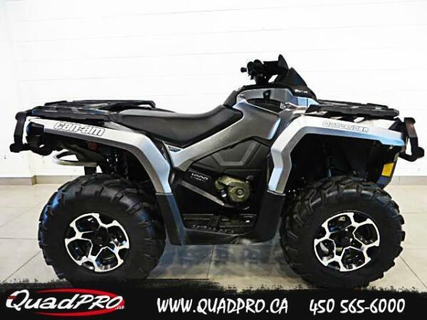 Used 2012 Can-Am OUTLANDER 1000 R XT !! EPS !!