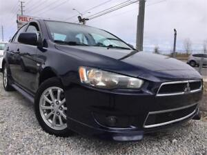 2013 Mitsubishi Lancer SE|Sunroof|2.0L|FUELEFFICIENT|HEATEDSEATS