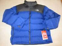 North Face Nuptse 2 classic down jacket mint condition 700 Power fill