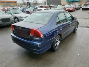 HONDA CIVIC 2005******AUTOMATIQUE******1190.00$
