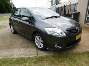 2011 Toyota Corolla ZRE152R MY11 Ascent Sport Graphite 6 Speed Manual Hatchback Ballina Ballina Area Preview
