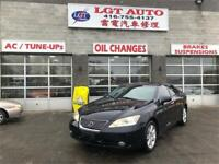 2009 Lexus ES350, low kms! clean carfax! sunroof! leather! City of Toronto Toronto (GTA) Preview