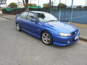 2004 Holden Commodore VZ SV6 Blue 5 Speed Sports Automatic Sedan Somerton Park Holdfast Bay Preview