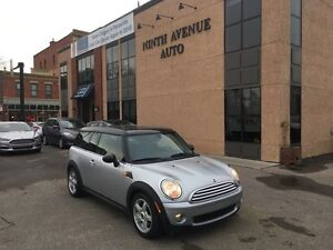 2008 Mini Cooper Clubman LEATHER! PANORAMIC ROOF!