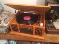 Free working Record Player
