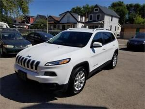 2014 Jeep Cherokee North IN MINT CONDITION