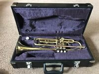 B flat trumpet - Excellent condition - like new!