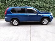 2009 Nissan X-Trail T31 MY10 ST Blue 1 Speed Constant Variable Wagon Collingwood Yarra Area Preview