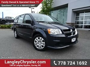 2014 Dodge Grand Caravan SE/SXT W/ POWER WINDOWS/LOCKS & DUAL...