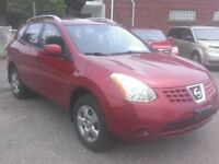 2008 Nissan Rogue S 4dr All-wheel Drive