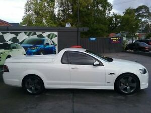 2012 Holden Commodore VE II MY12.5 SV6 Z-Series White 6 Speed Automatic Utility Greenacre Bankstown Area Preview