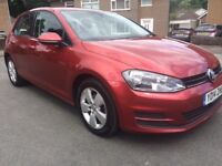 VW GOLF 2.0 TDI 150 BHP BLUEMOTION TECH SE