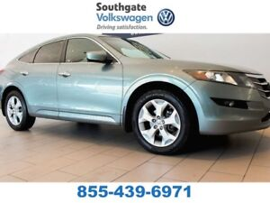 2010 Honda Accord Crosstour HEATED SEATS | LEATHER | BLUETOOTH |