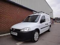 2008 VAUXHALL COMBO 2000 1.3CDTi 16V Only 49,000 Miles