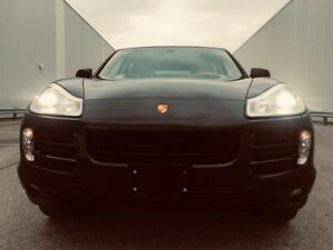 2010 Porsche Cayenne AWD 4dr Tiptronic-Black Over Orange Int.