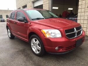 2007 DODGE CALIBER HATCHBACK Safety And E-Tested