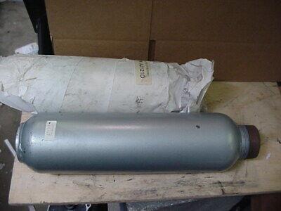 New Gast Aj121d Regenerative Ring Blower Muffler 1.5npt Suppressor