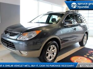 2012 Hyundai Veracruz GL AUTOMATIC, AWD, HEATED SEATS