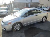 2006 Honda Civic DX-G(GARANTIE 2 ANS INCLUS) APPROBATION 100%