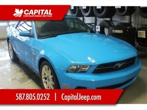 2010 Ford Mustang V6 | Manual | Leather | Heated Seats | Bluetoo