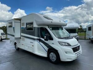 2016 Switch 442 Sunliner Fiat Motor Home Cranebrook Penrith Area Preview