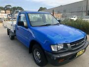 2000 Holden Rodeo TF R9 DX 4x2 Blue 5 Speed Manual Cab Chassis Greenacre Bankstown Area Preview