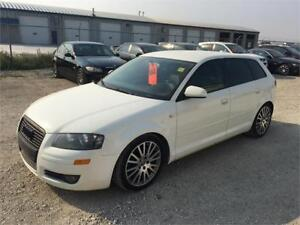 2006 Audi A3 w/Sport Pkg-LEATHER-LOADED-ALLOYS