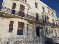 Split Level, Furnished Studio Flat near Royal Sussex Hospital. Council Tax & Water Included