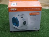 NEW VAX BATHROOM & KITCHEN STEAMER [UNWANTED GIFT]