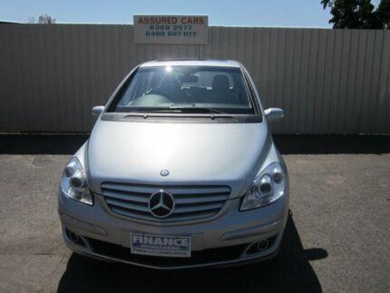 2006 Mercedes-Benz B200 245 Polar Silver Continuous Variable Hatchback Windsor Gardens Port Adelaide Area Preview