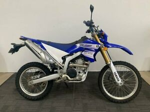 2016 Yamaha WR250R Jamisontown Penrith Area Preview