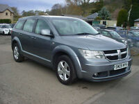Dodge Journey 2.0CRD SXT 7 Seater (2009)