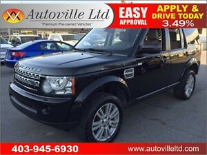 2011 LAND ROVER LR4 HSE NAVIGATION PANOROOF 90 DAYS NO PAYMENTS