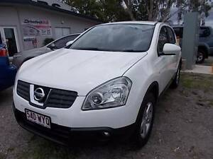 2007 Nissan Dualis Wagon Mount Louisa Townsville City Preview