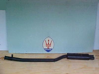 Maserati Quattroporte Exhaust Muffler Center Section NEW OLD STOCK OEM