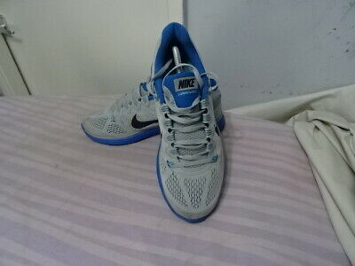 Mens Nike Lunarlon/Lunarglide 5 Leather/Textile Trainers/Running/Shoes/Size 8.5