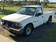 1994 Holden Rodeo TFG1 DLX White 5 Speed Manual Pickup Applethorpe Southern Downs Preview
