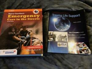 Paramedic Program Textbooks / Supplies