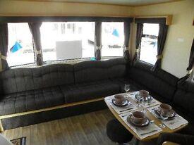 Cheap Static Caravan For Sale, Half Price Site Fee's Included, Lancashire Coast