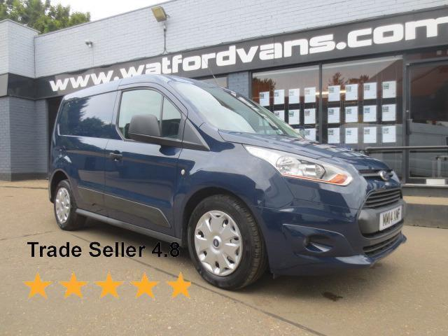 2014 Ford Transit Connect 200 Trend 1.6TDCi 75ps *A/C*E/Pack*Bluetooth* Diesel b